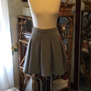 Never Worn knit pleated skirt